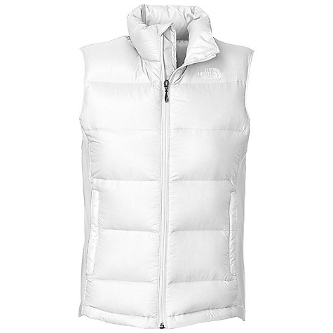 photo: The North Face Women's Crimptastic Hybrid Vest down insulated vest