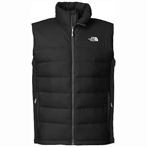 photo: The North Face Men's Crimptastic Hybrid Vest