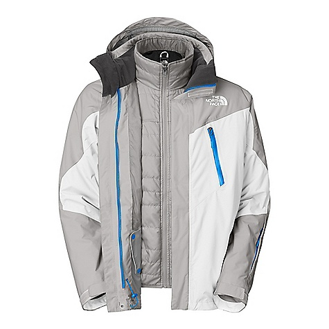 photo: The North Face Headwall TriClimate Jacket component (3-in-1) jacket