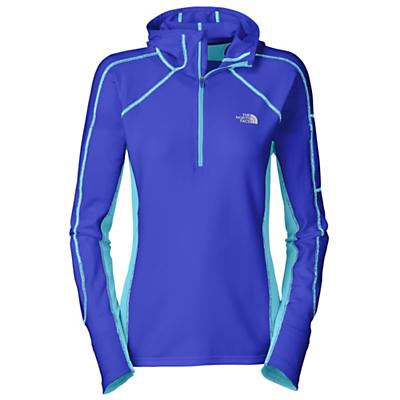 The North Face Women's Impulse 1/4 Zip Hoodie