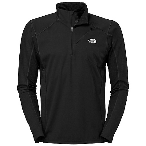 photo: The North Face Men's Winter Sub Zero Aries long sleeve performance top