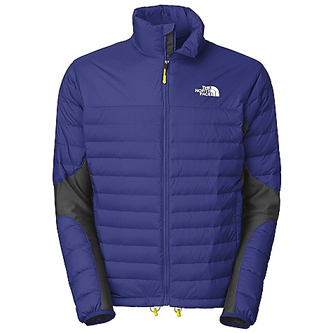 photo: The North Face A-Back Hybrid Down Jacket down insulated jacket