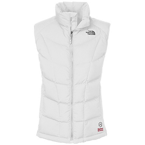 photo: The North Face A-Back Hybrid Vest down insulated vest