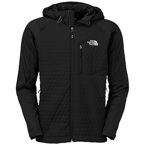 photo: The North Face Polar Hooded Jacket soft shell jacket
