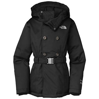 The North Face Girls' Hilaree Down Peacoat