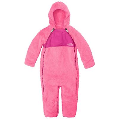The North Face Infant Plushee Fleece Bunting