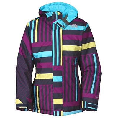 The North Face Girls' Insulated Denay Jacket