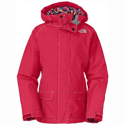 The North Face Girls' Insulated Cameele Jacket