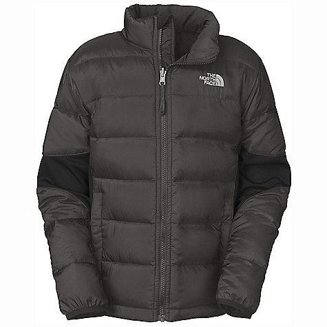 photo: The North Face Boys' Lil' Crympt Jacket down insulated jacket
