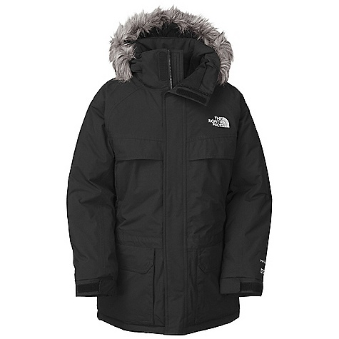 photo: The North Face Boys' McMurdo Parka