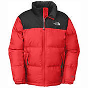 The North Face Boys' Nuptse Jacket