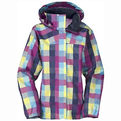 The North Face Girls' Printed Resolve Jacket
