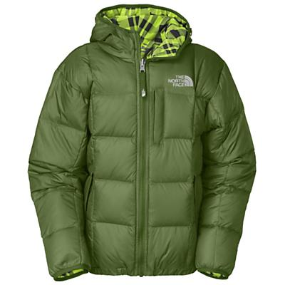 The North Face Boys' Reversible Down Moondoggy Jacket