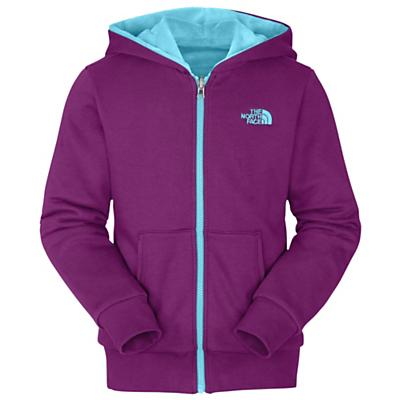 The North Face Girls' Reversible Elloise Full Zip Hoodie