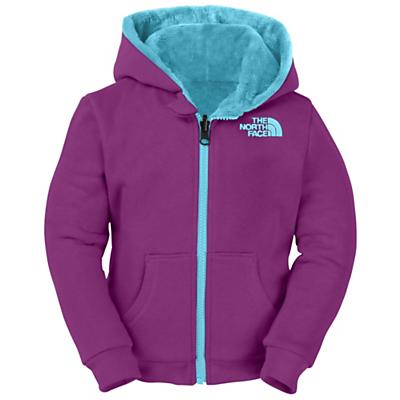 The North Face Toddler Girls' Reversible Elloise Full Zip Hoodie
