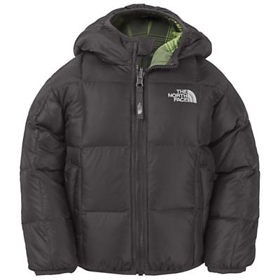 The North Face Toddler Boys' Reversible Down Moondoggy Jacket