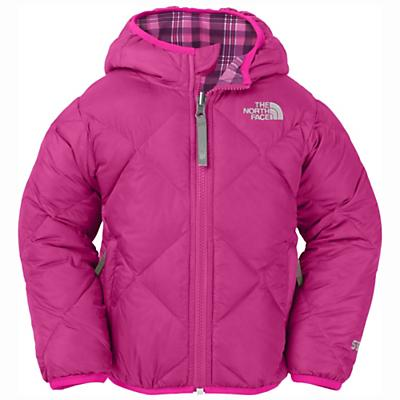 The North Face Toddler Girls' Reversible Down Moondoggy Jacket