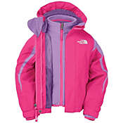 The North Face Toddler Girls' Mountain View Triclimate Jacket