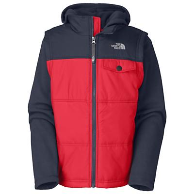 The North Face Boys' Vesty Vest Fleece Hoodie