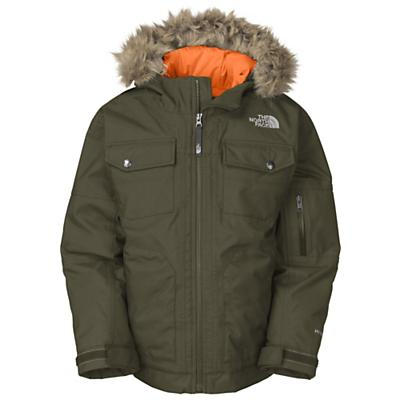 The North Face Boys' Yellowband Parka