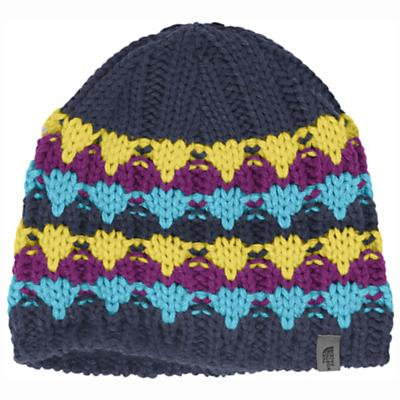 The North Face Girl's Lizzy Bizzy Beanie