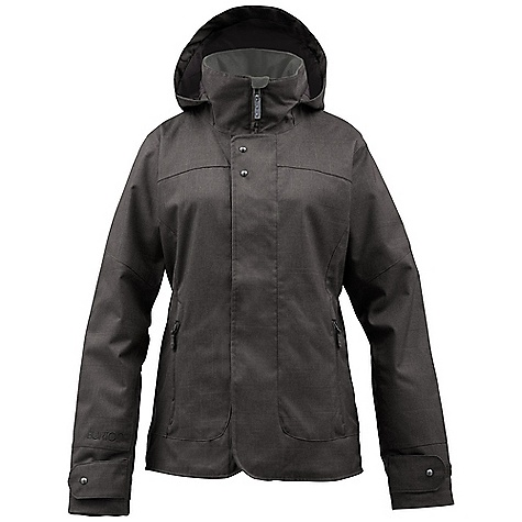 photo: Burton Jet Set Jacket snowsport jacket