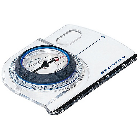 photo: Brunton 30B Baseplate Compass handheld compass