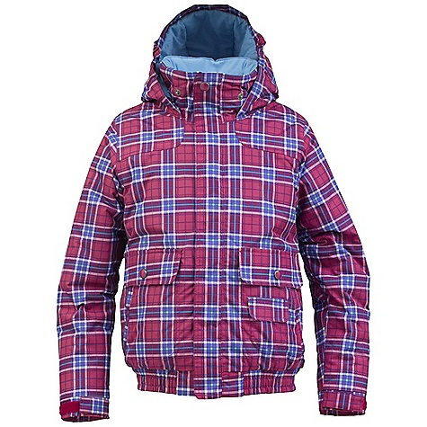 photo: Burton Twist Bomber Jacket