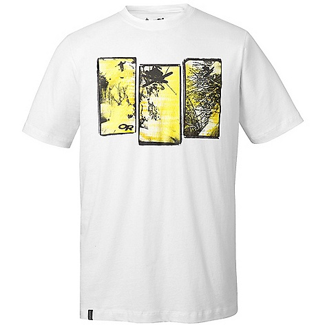 Outdoor Research Cold Smoke Tech Tee