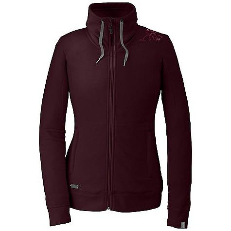 photo: Outdoor Research Crush Jacket fleece jacket