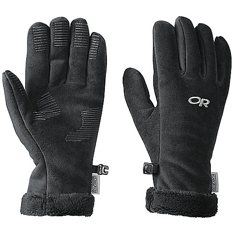 photo: Outdoor Research Fuzzy Gloves fleece glove/mitten