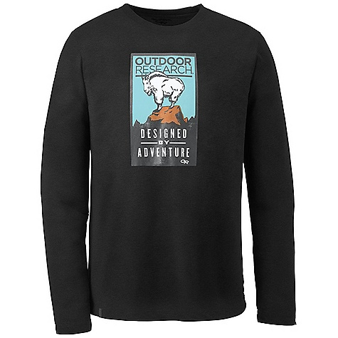 Outdoor Research Hoof It L/S Tech Tee