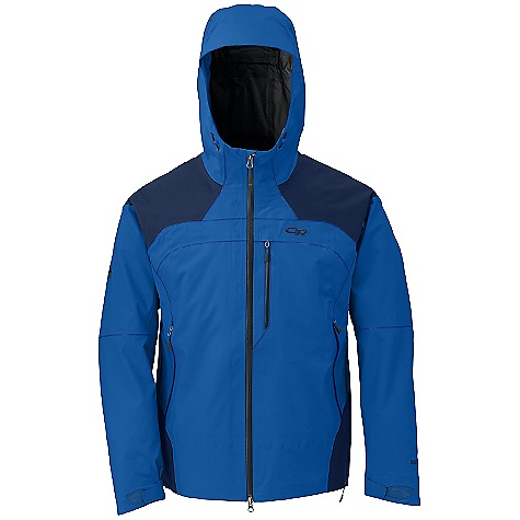 photo: Outdoor Research Mentor Jacket waterproof jacket