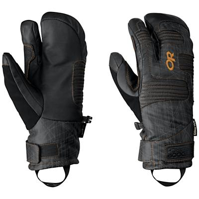 Outdoor Research Men's Point'n Chute 3-Finger Glove