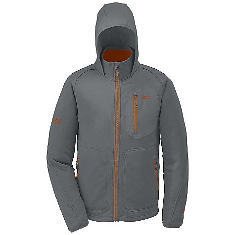 photo: Outdoor Research Powerhouse Hoody soft shell jacket