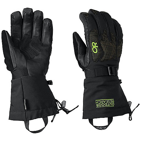 photo: Outdoor Research Men's Remote Glove insulated glove/mitten