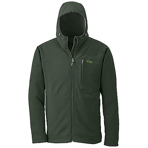 photo: Outdoor Research Spark Hoody fleece jacket