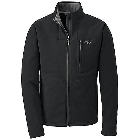photo: Outdoor Research Spark Jacket fleece jacket