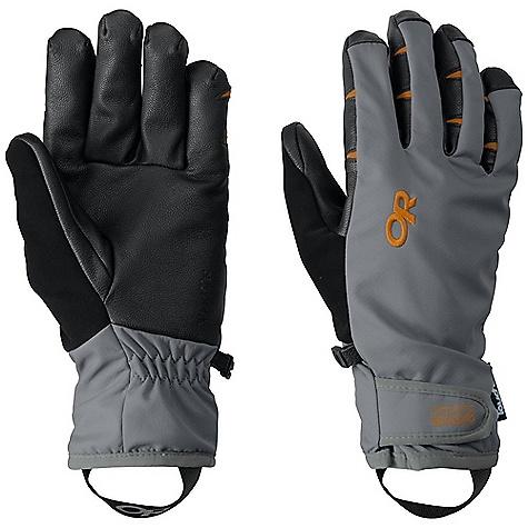 photo: Outdoor Research Men's Stormsensor Gloves soft shell glove/mitten