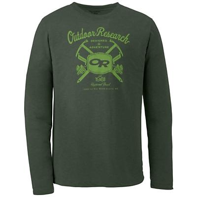 Outdoor Research Men's Vintage L/S Tech Tee