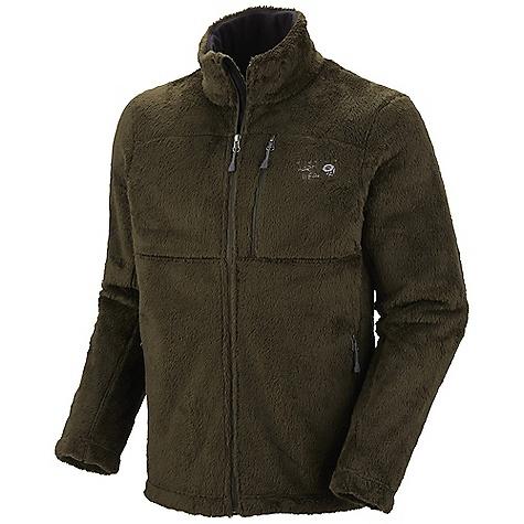 photo: Mountain Hardwear Airshield Monkey Man Jacket fleece jacket