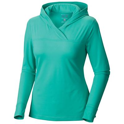 Mountain Hardwear Women's Butter Hooded Topper