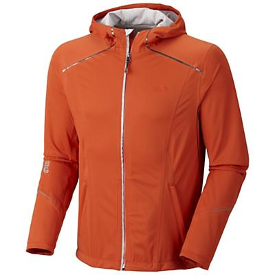 Mountain Hardwear Men's Effusion Hooded Jacket