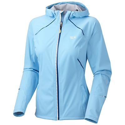 Mountain Hardwear Women's Effusion Hooded Jacket