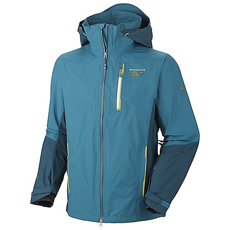 photo: Mountain Hardwear Girdwood Jacket waterproof jacket