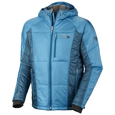 Mountain Hardwear Men's Hooded Compressor Jacket