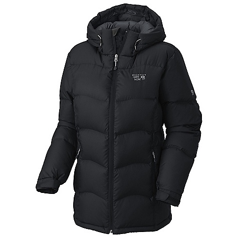 photo: Mountain Hardwear Women's Hunker Down Parka down insulated jacket
