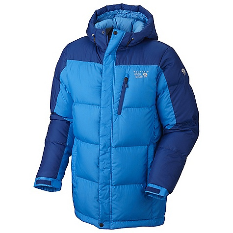 photo: Mountain Hardwear Men's Hunker Down Parka down insulated jacket