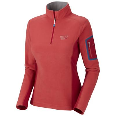 Mountain Hardwear Women's Microstretch Zip-T
