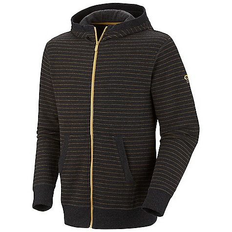 photo: Mountain Hardwear Melbu Stripe Hoody